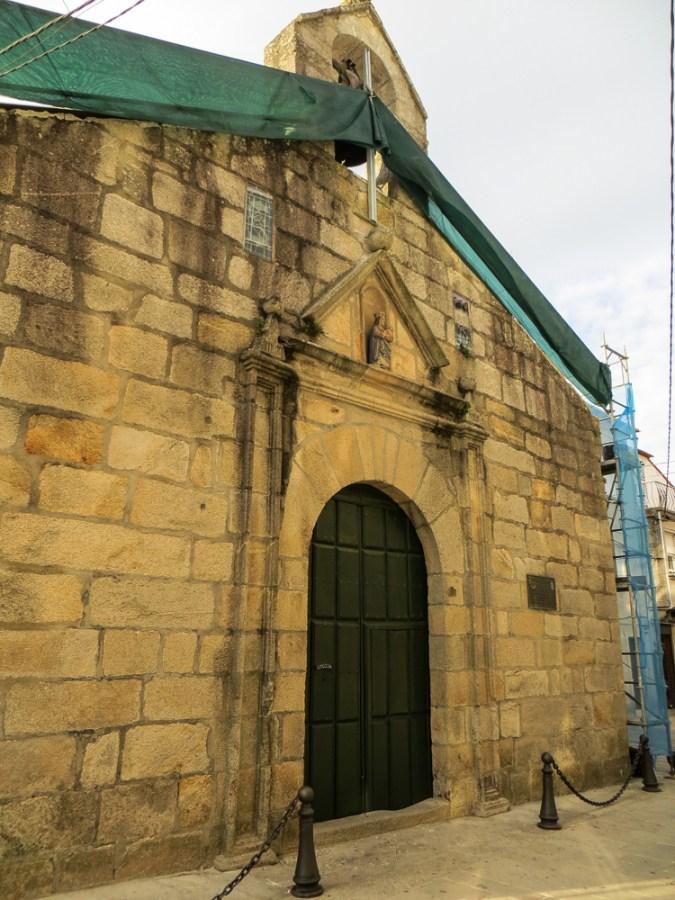 Mercy Chapel in Baiona