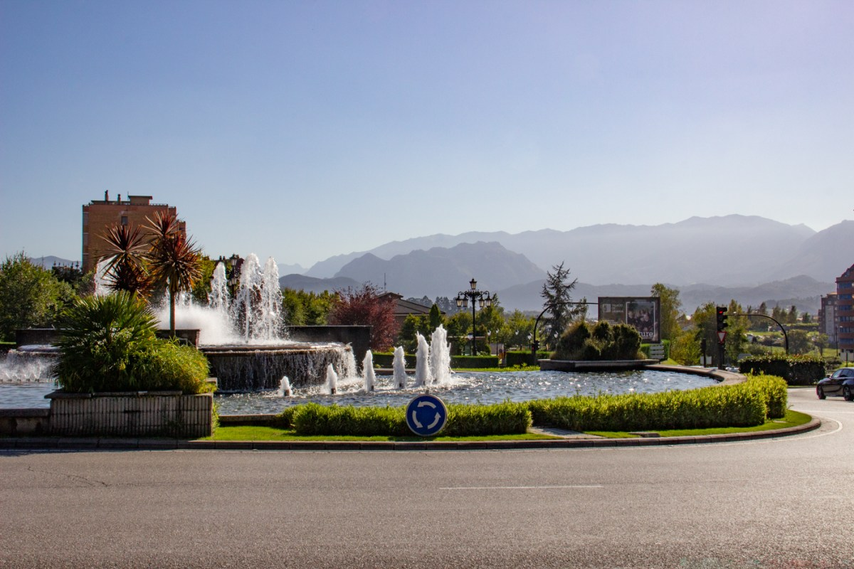 Oviedo entrance