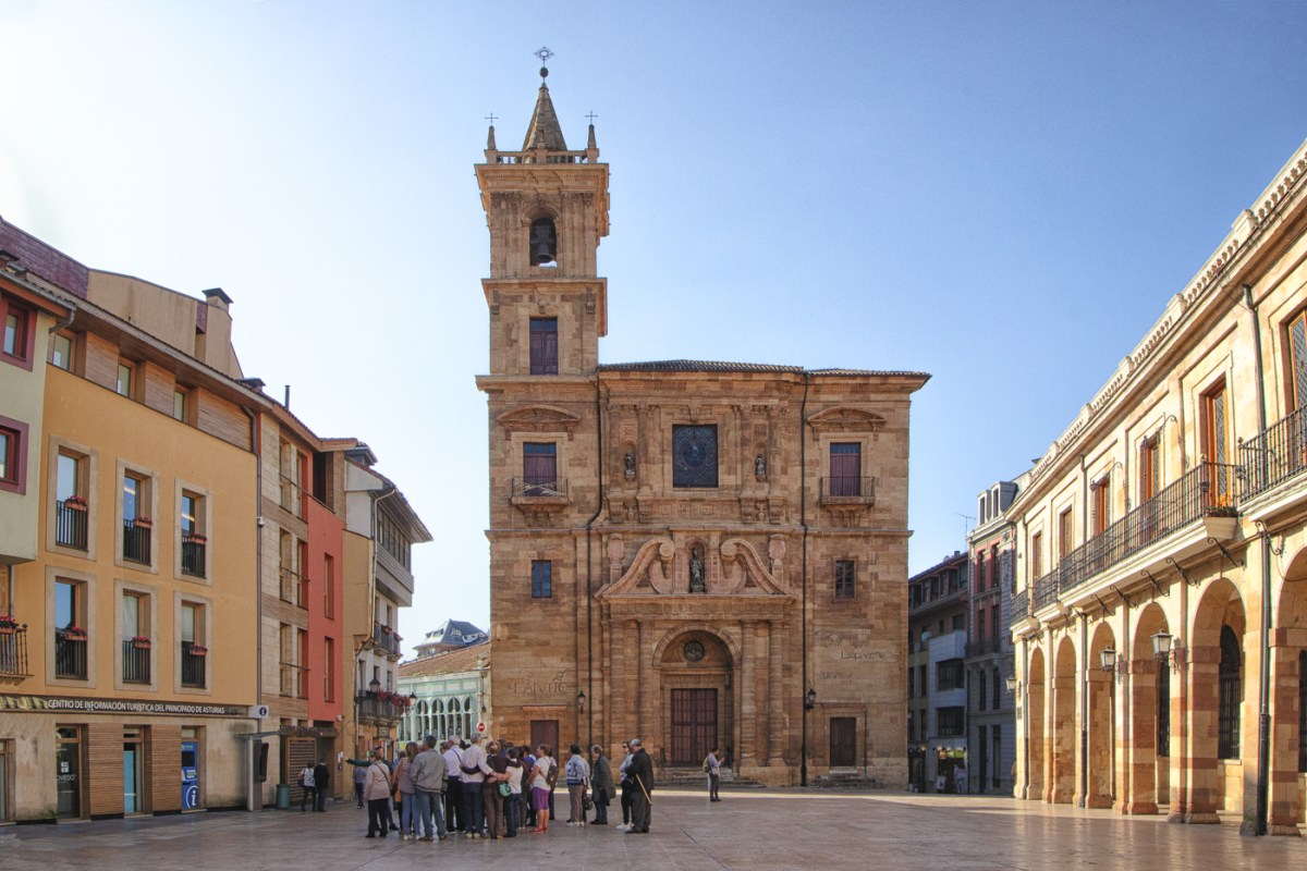 Church of San Isidoro el Real & the City Hall