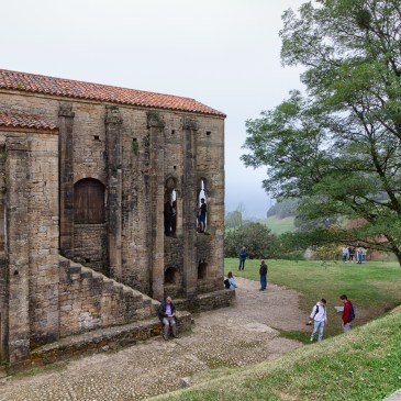 World Heritage Sites in Oviedo