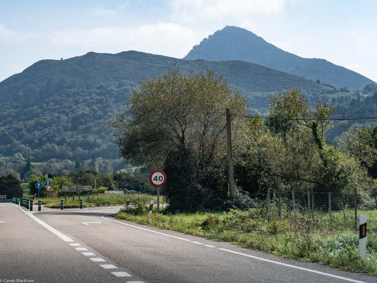 N634 in Northern Spain