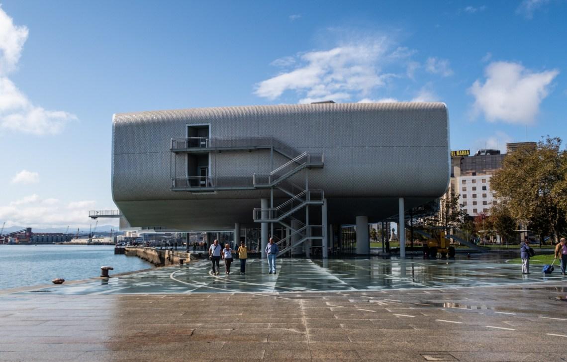 Centro Botin in Santander