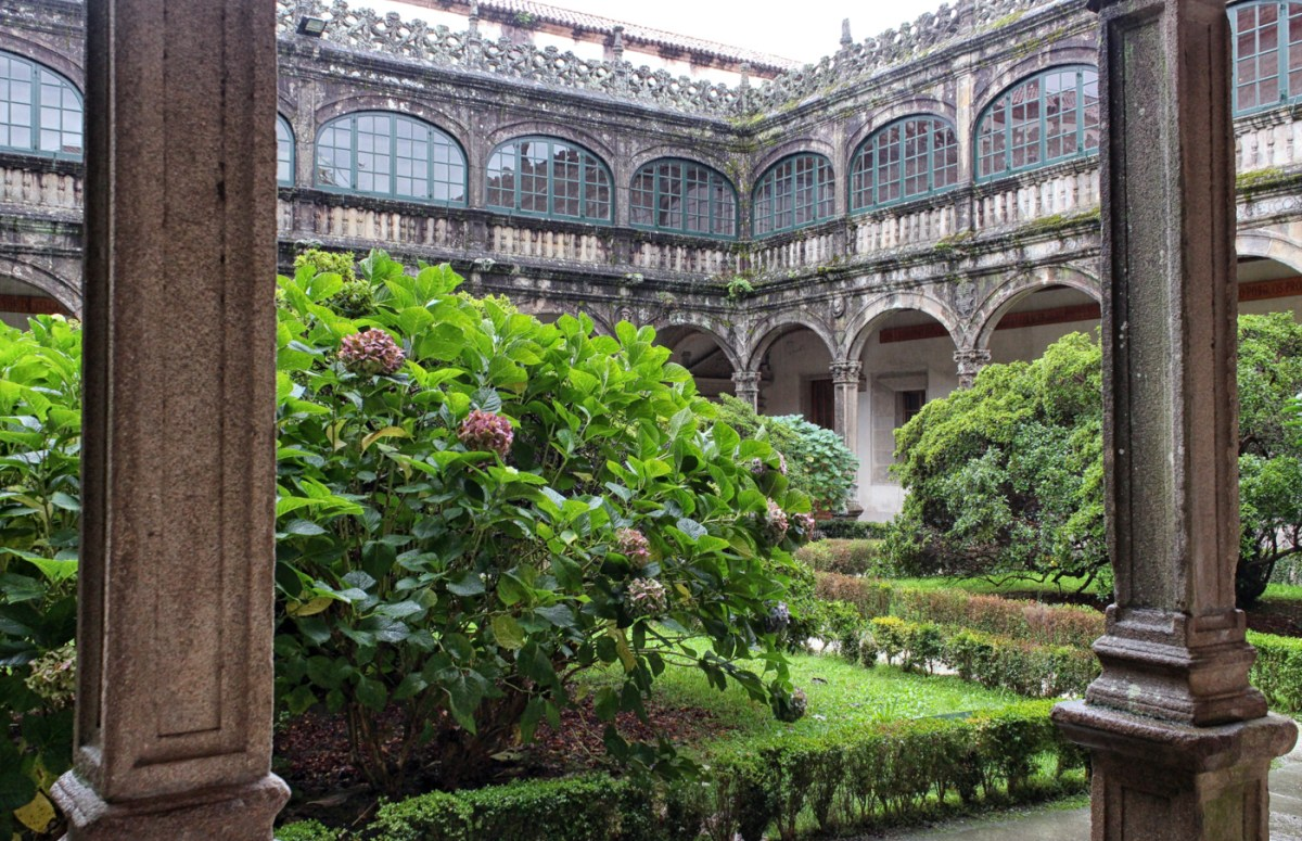 Cloister of the Fonseca Palace