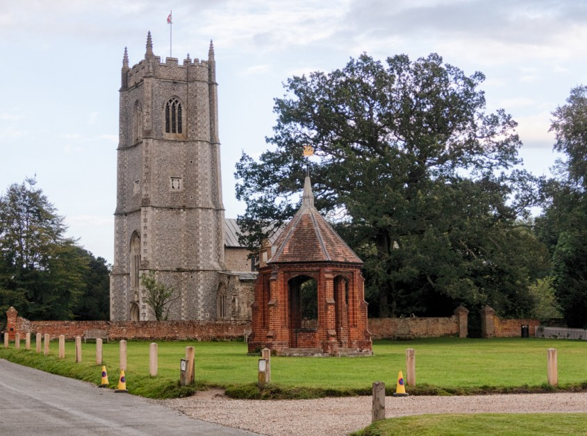 Church of St Peter and St Paul in Heydon