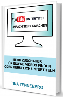 YouTube Untertitel-Buch