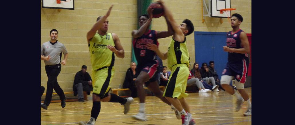 London United Basketball Club U18 Basketball