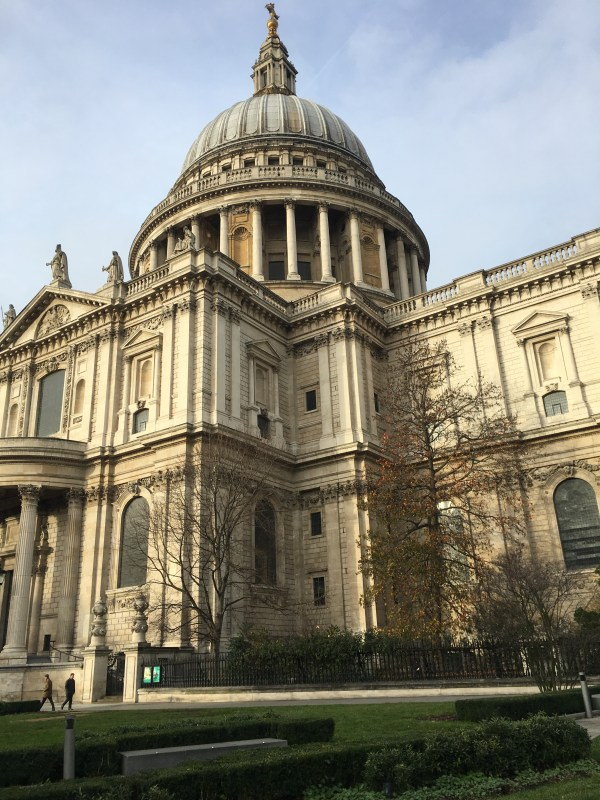 St Paul's Cathedral to Moorgate: The Influence of The ...