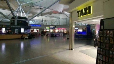 taxi stansted londra