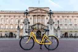biciclette Londra