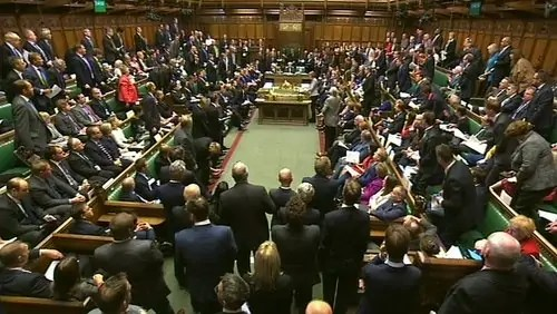 parlamento inglese brexit