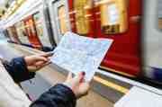 La Metropolitana di Londra - Mappa gratis e guida 2019