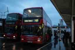Heathrow bus n9