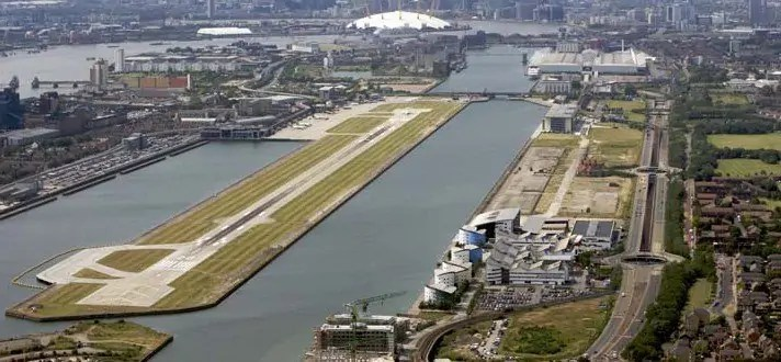 London-city-airport