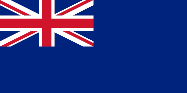 british blue ensign
