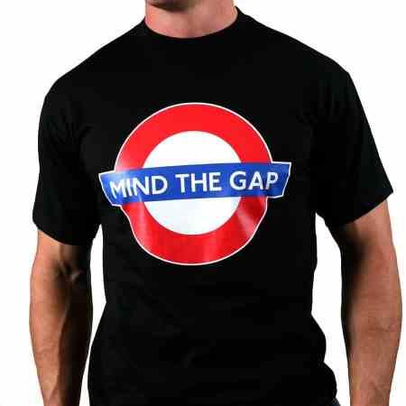 maglietta metro londra gadget