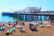5 spiagge a meno di due ore di distanza da Londra