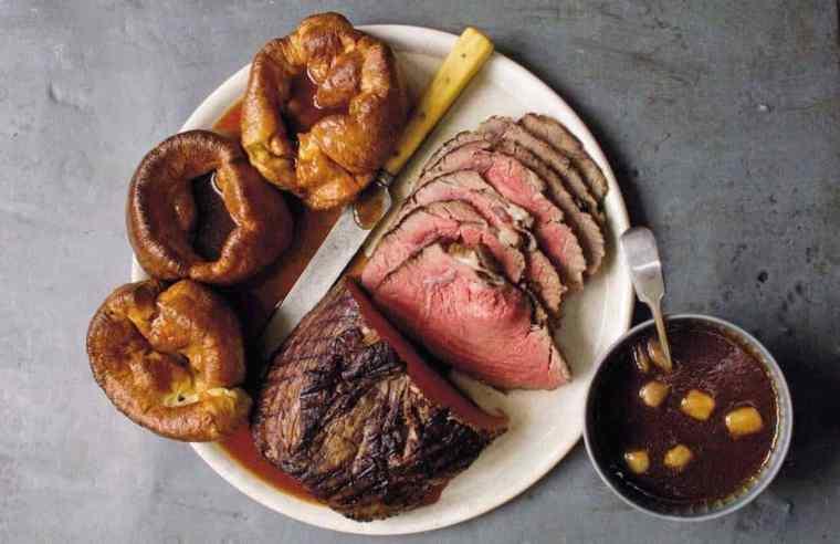 cosa mangiar a londra: sunday roast