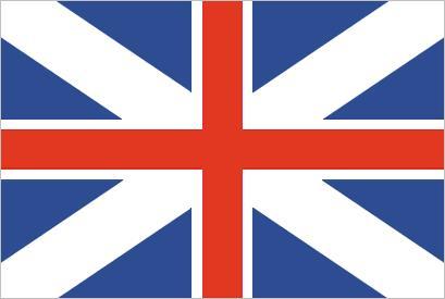 bandiera del regno unito antica