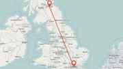 Londra Edimburgo: opzioni di viaggio treno, bus, areo e auto