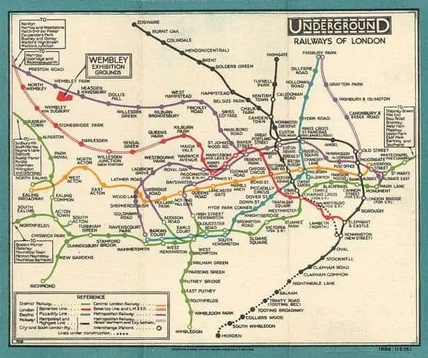 mappa-metro-londra-1925