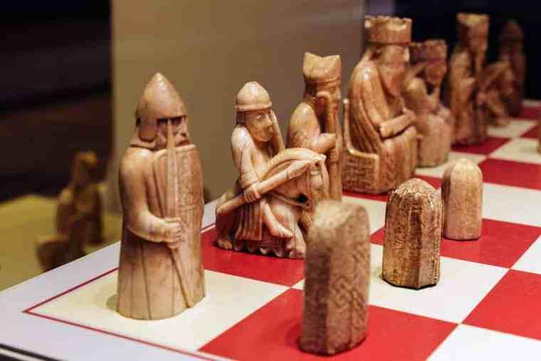 british museum scacchi di lewis
