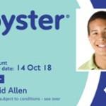 öğrenci oyster kart