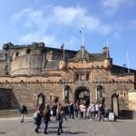 edinburgh kalesi giriş