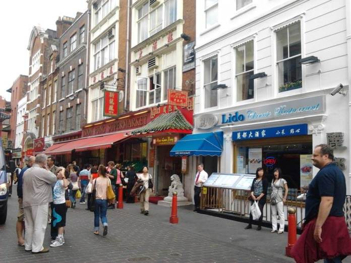 china town restoran