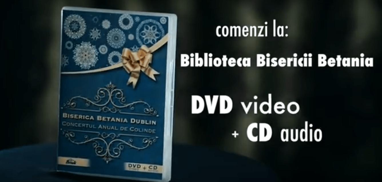 "Concertul Anual de Colinde | Editia ""I"" | Biserica Betania Dublin"