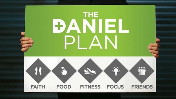 PLANUL DANIEL                                             O viata mai sanatoasa in 40 zile