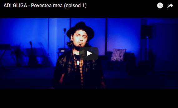 ADI GLIGA – Povestea mea / Video
