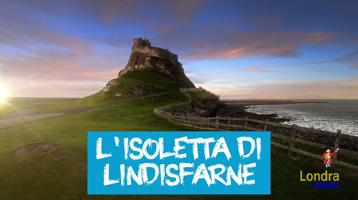Lindisfarne: scopri l'isoletta dalla lunga storia in Northumberland