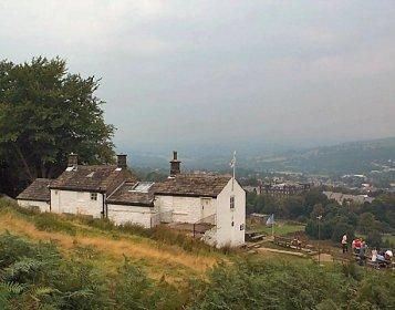 Ilkley e la sua brughiera nel Yorkshire