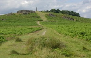 bradgate park in leicestershire
