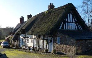 Il pittoresco villaggio di Newtown Linford