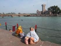Ganges en Haridwar