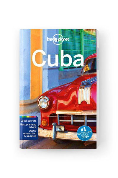 Cuba, Edition - 9 eBook by Lonely Planet