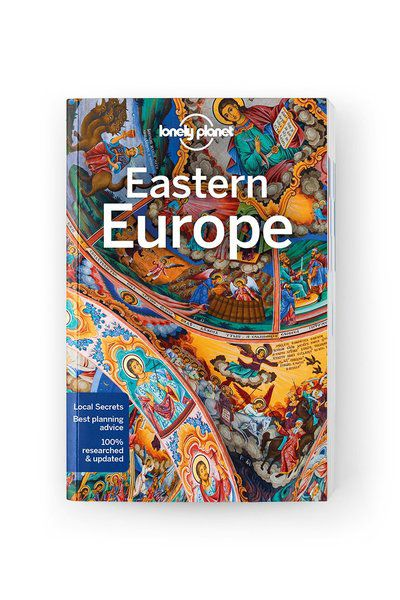 Eastern Europe by Lonely Planet , Edition - 14 eBook