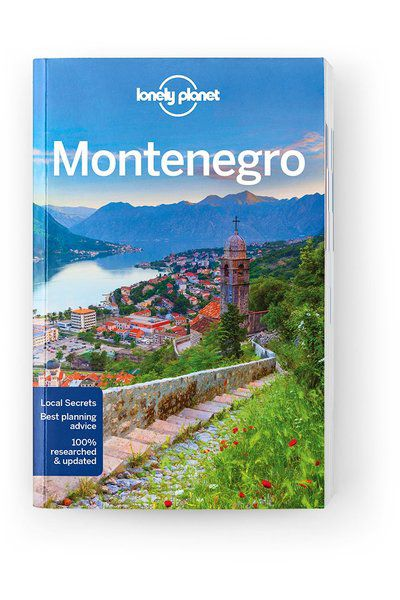 Montenegro, Edition - 3 by Lonely Planet
