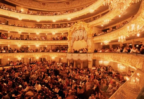 Mariinsky Theatre | St Petersburg, Russia Attractions ...