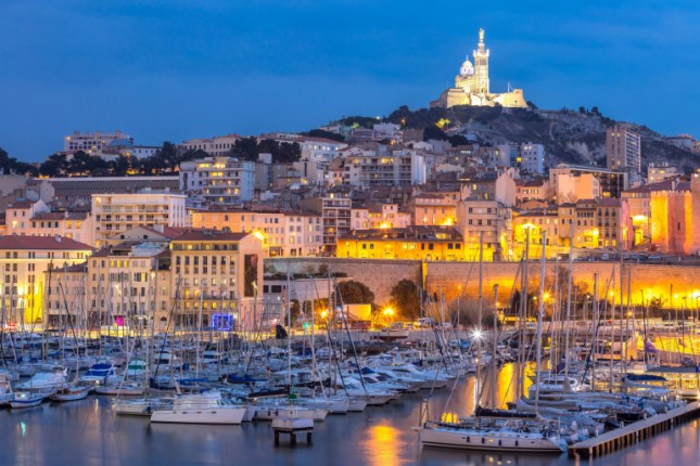 Vieux Port In Marseille France Lonely Planet