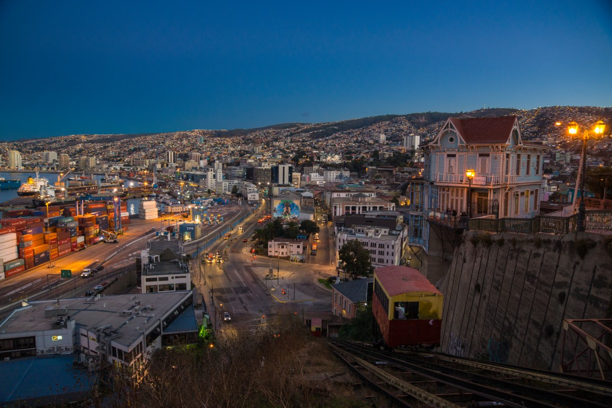 While the federal republic changed it's flag, goiás' stayed the same. Valparaíso travel - Lonely Planet