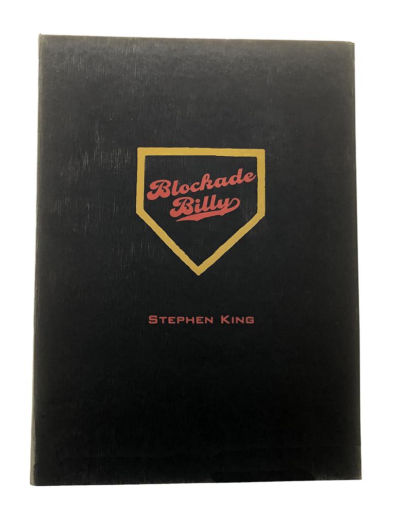 Blockade Billy Limited Edition