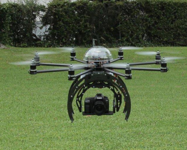 Multi Engine Drone fr.wikipedia.org