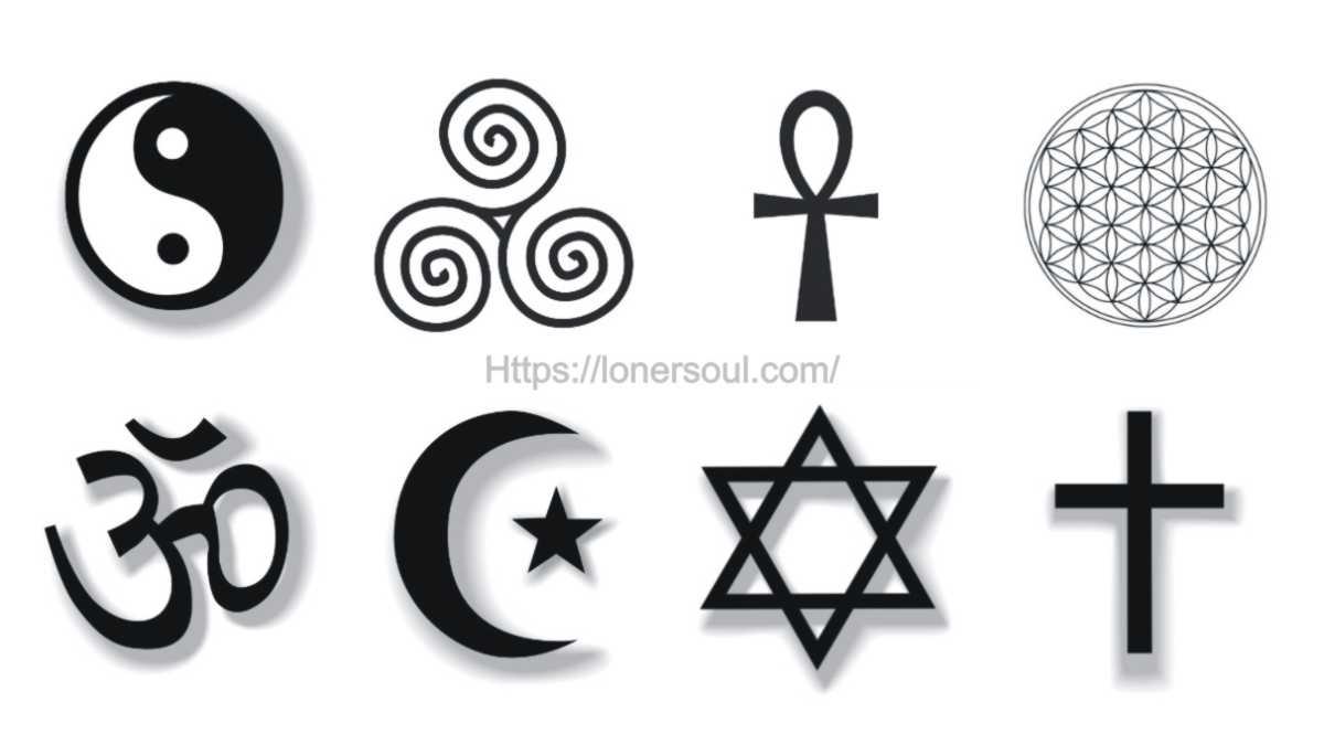 spiritual symbol and their meaings