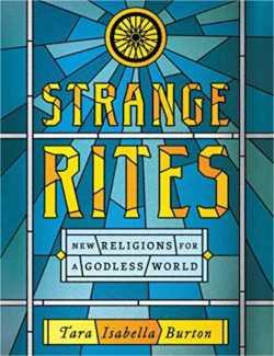 Strange Rites -- books about spiritual awakening,
