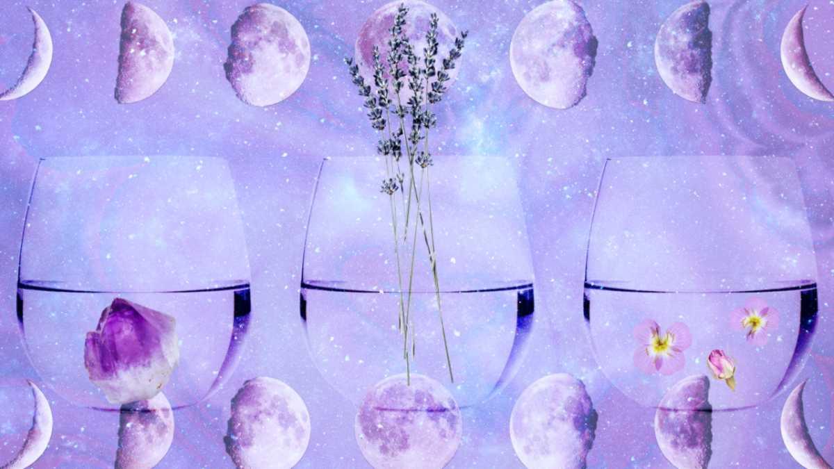 moon water benefits