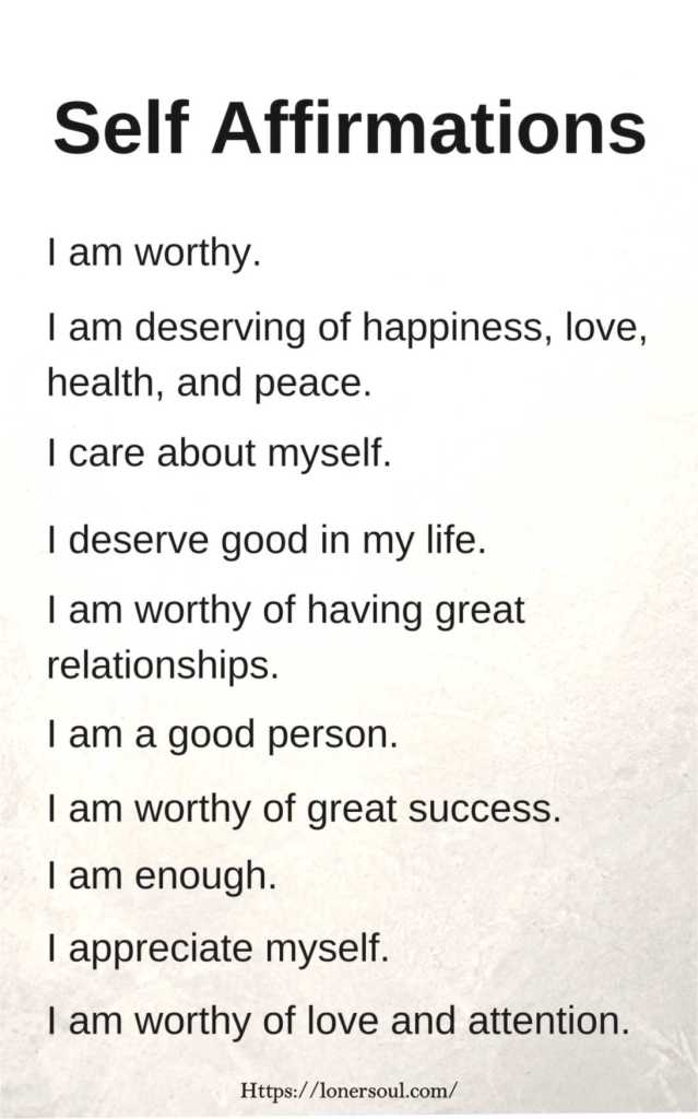 tips for Self Care - self care self love - self love affirmations - self care affirmations