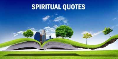 Inspirational and Motivational Spiritual Quotes