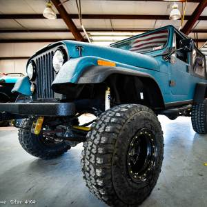 CJ8 Jeep Scrambler Front Drivers Side